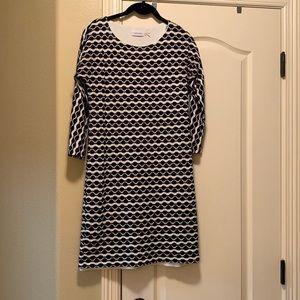 Calvin Klein knot dress size 4